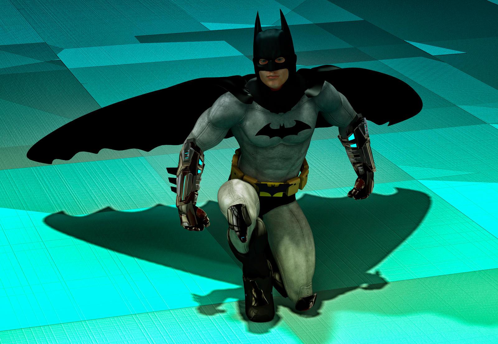 Batman by hiram67