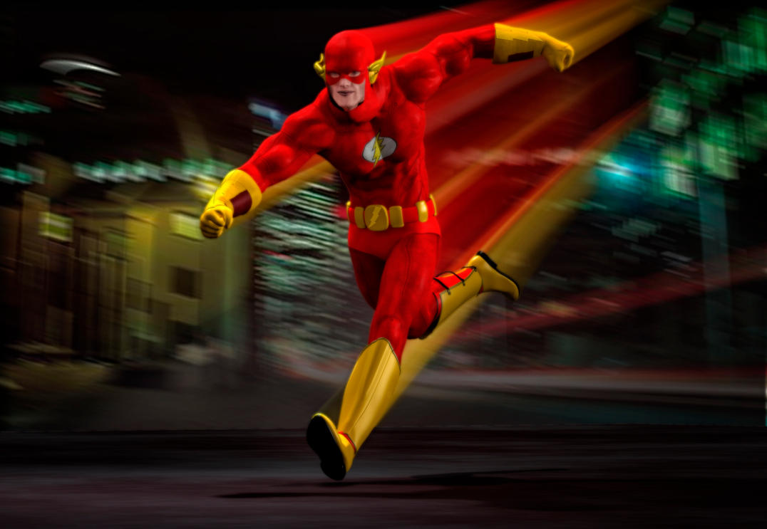 Flash by hiram67