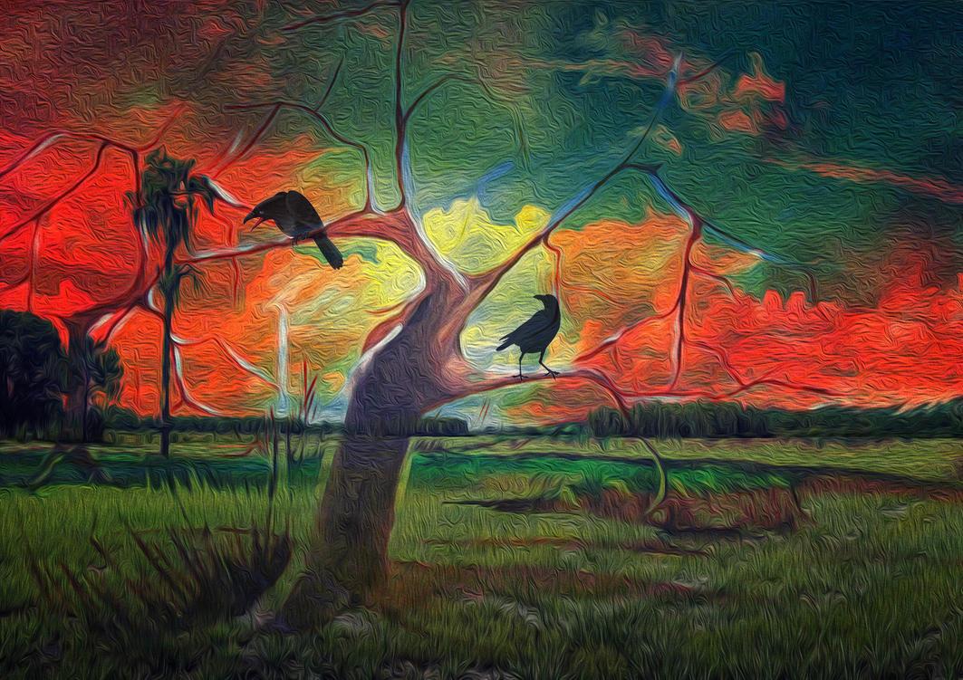 I corvi by hiram67