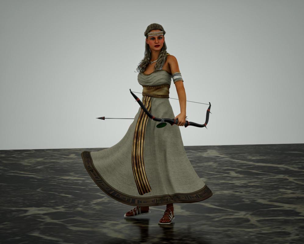 Diana Laombard ellenica by hiram67