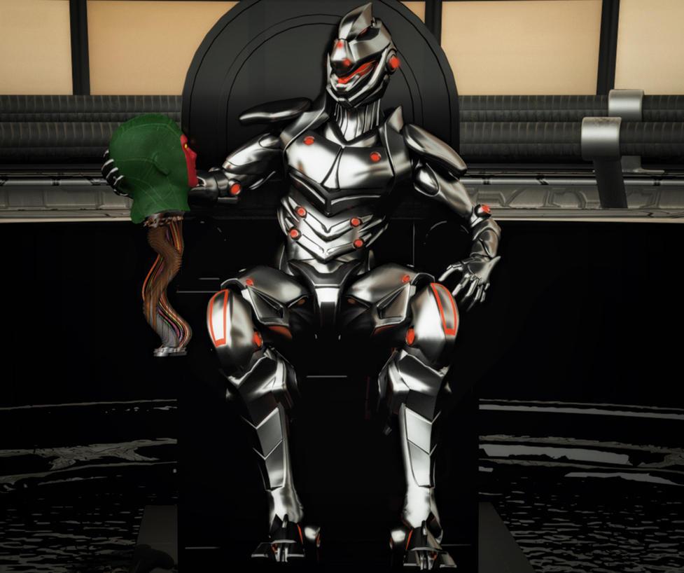 Ultron by hiram67