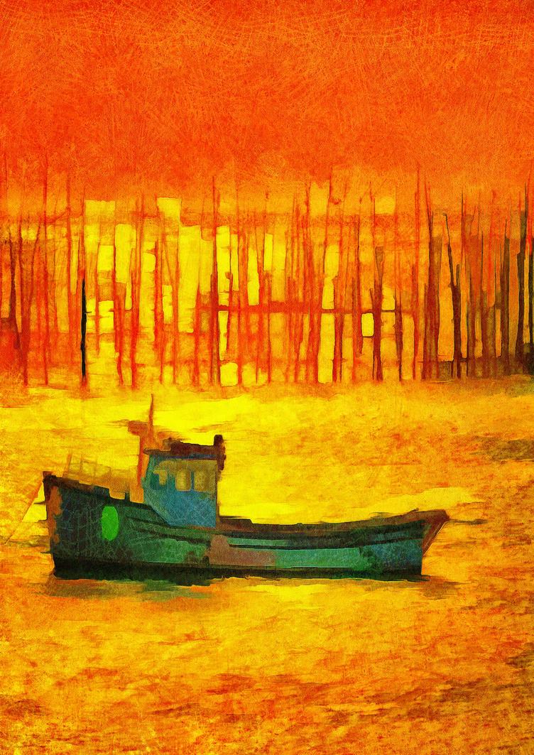Boat by hiram67