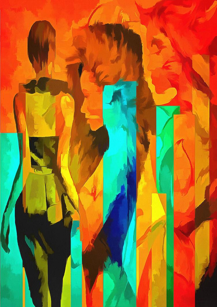 Love surrender by hiram67