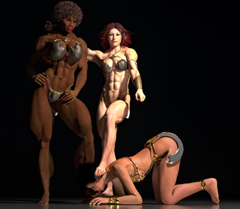 Mistress giantess by hiram67
