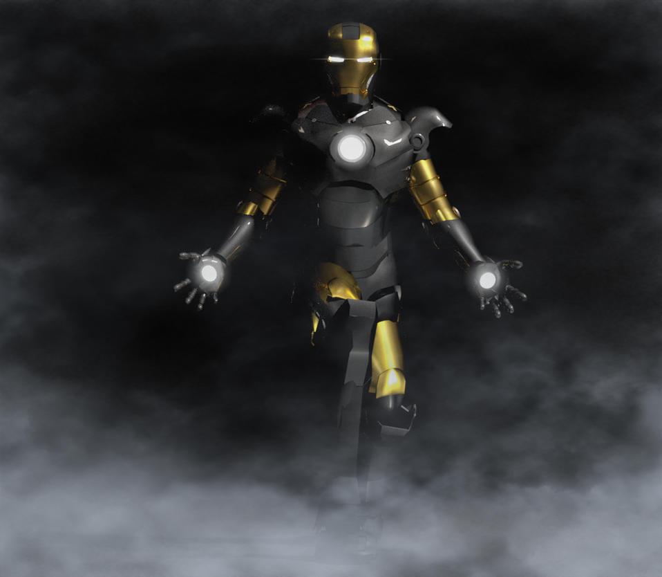 Iron Man by hiram67