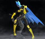 Batgirl vs Black Shadow
