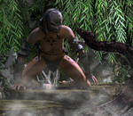 The hunter anacondas