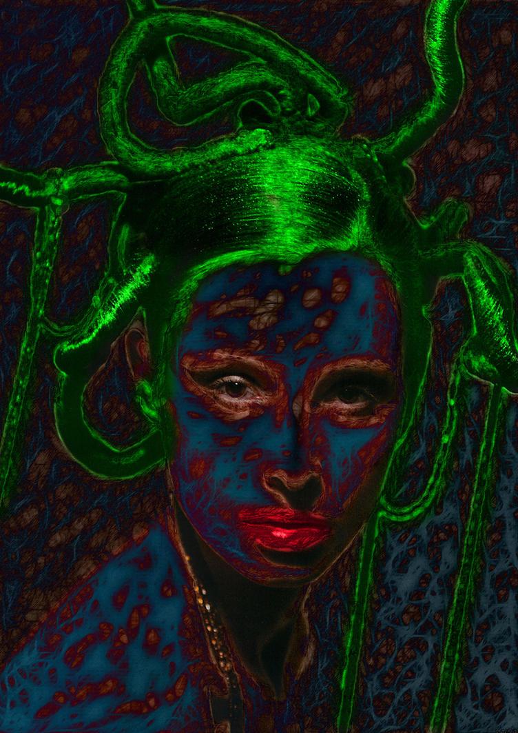 Medusa by hiram67