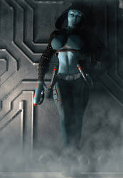 Alien Killer by hiram67