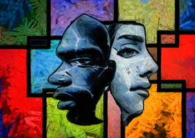 Faces by hiram67