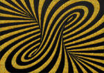 Hypnotic abstract
