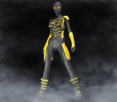 The Hornet 2nd skin texture for V4