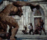 The attack of the lycan