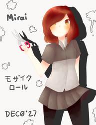 Mirai - Mozaik Role