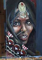 portrait by LucianaNedelea