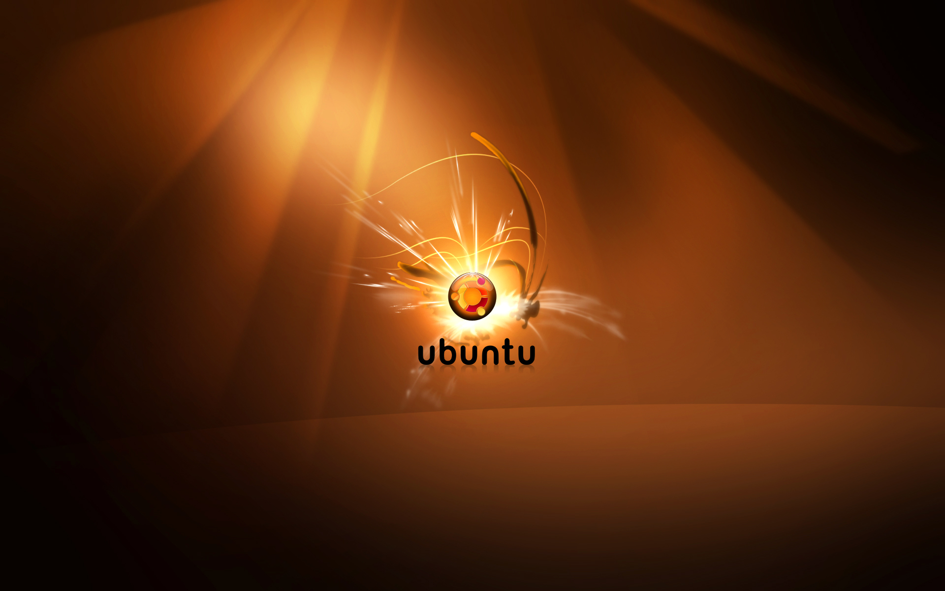 Ubuntu Glow by BigAction