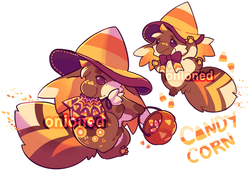 [Ranebopets} CANDY CORN guest sale