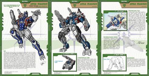 Ursa Magnus Profile Pages by UrsaMagnus