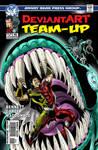 DeviantArt Team-Up #8 cover