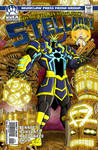 Cosmic Villain Spotlight: STELLAREX #1 cover