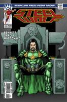 Steel Wolf #365 cover by UrsaMagnus