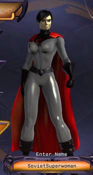 DCUOnline -- Soviet Superwoman