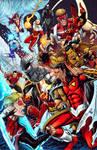 My Comrades, my enemies! - Steel Wolf vs Red Guard