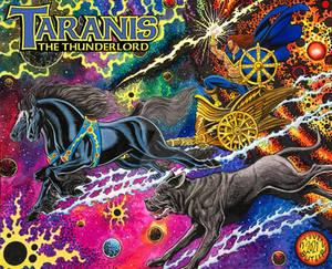 Epic Taranis the Thunderlord by Steven Butler