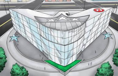 Liberty Plaza - First Guard HQ