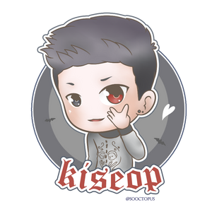 Sticker Kiseop by shirayama