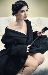 BBC Sherlock: Ms. Adler by Savvyxoxo