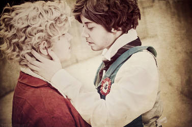 Les Mis: Just One More Lie by Savvyxoxo