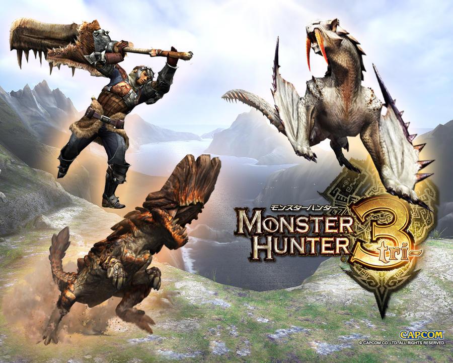 monster hunter wallpapers. monster hunter wallpapers.