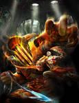 Kratos and Hades