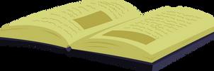 Resource: open book by dervonnebenaan