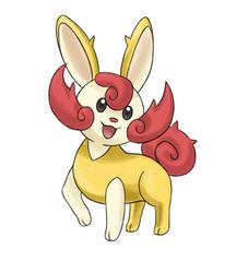 Whiskred - Nu Pokemon 2
