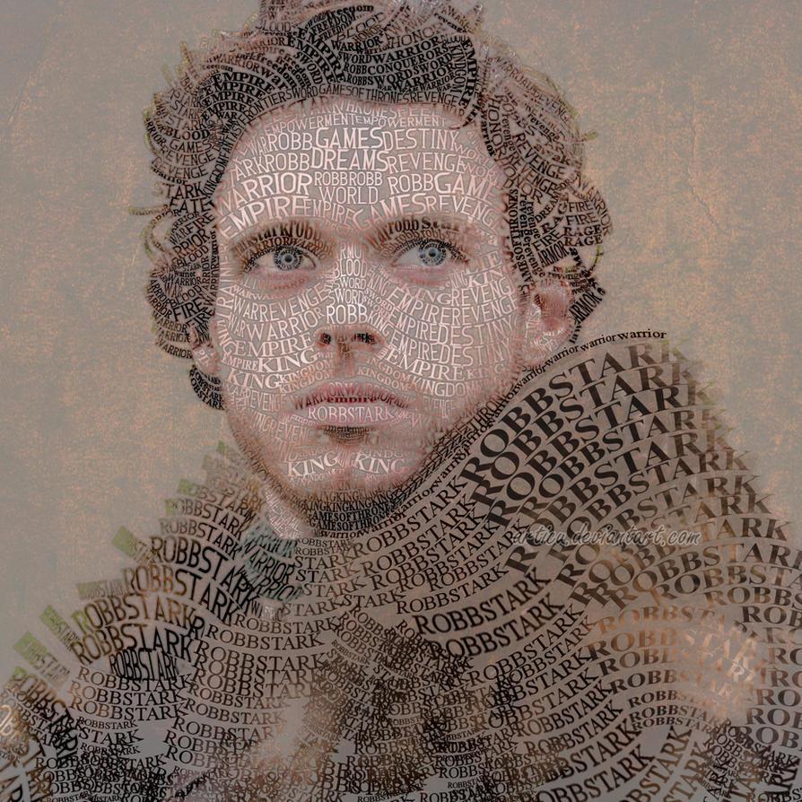 Robb Stark by Articu