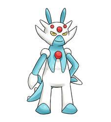 008 Nevatum - Nu Pokemon 2