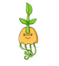 041 Jellyvine - Nu Pokemon 2 by Articu