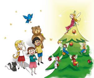 Christmas Tree by Articu