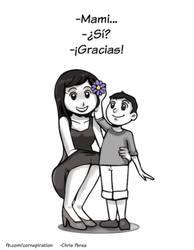 Mami, gracias by Articu