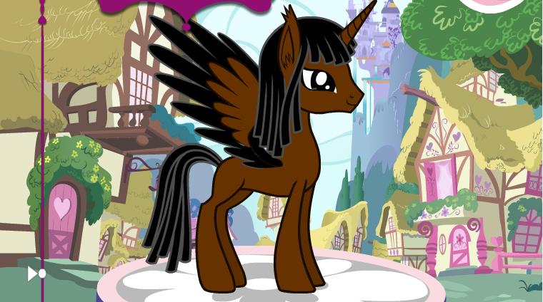 Wayna as a pony rpg by wasfight17