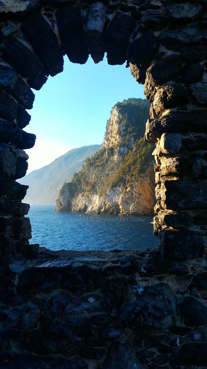 Byron's cavern (Italy) by Chiara33