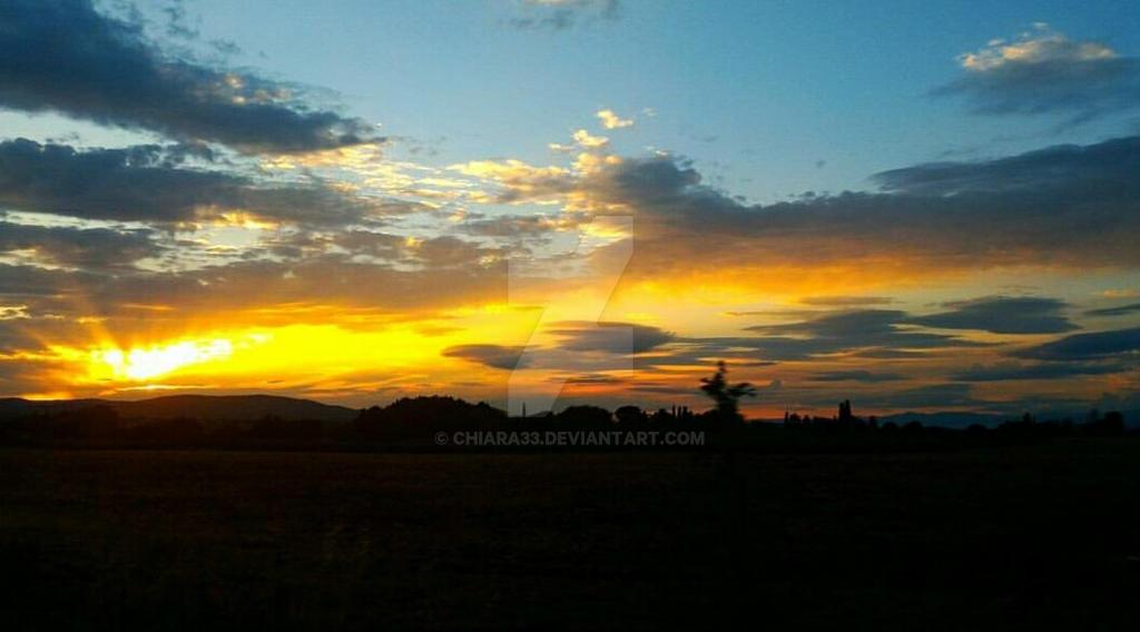Landscape by Chiara33