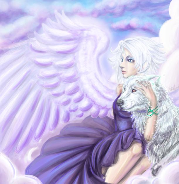 .Inori+Heartbreak: Cloud Nine. by ExiledChaos