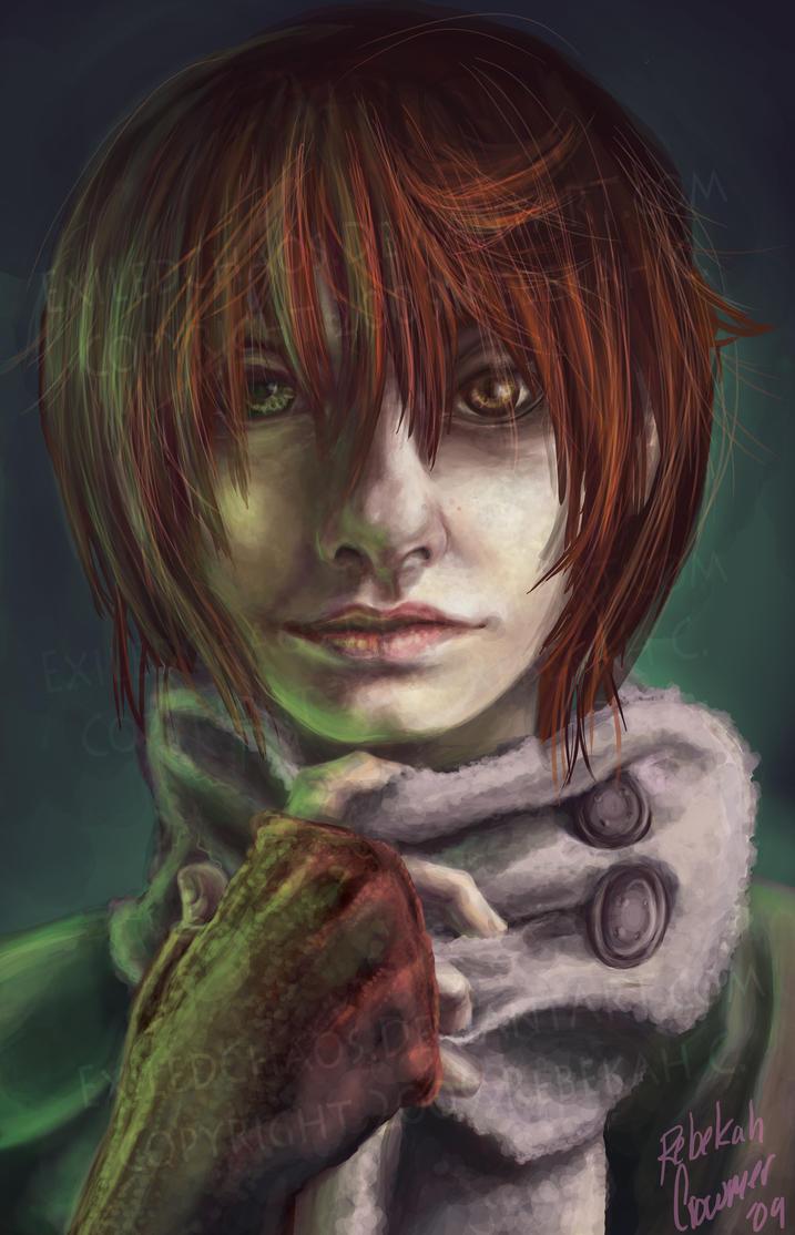 +LunarHoax: Nole.Portrait+ by ExiledChaos