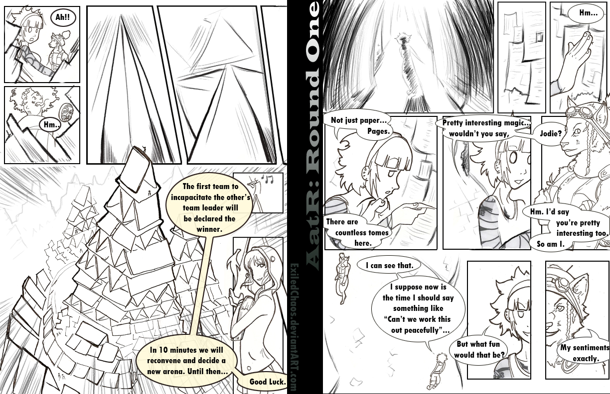 AatR Round One Pg 12-13 by ExiledChaos