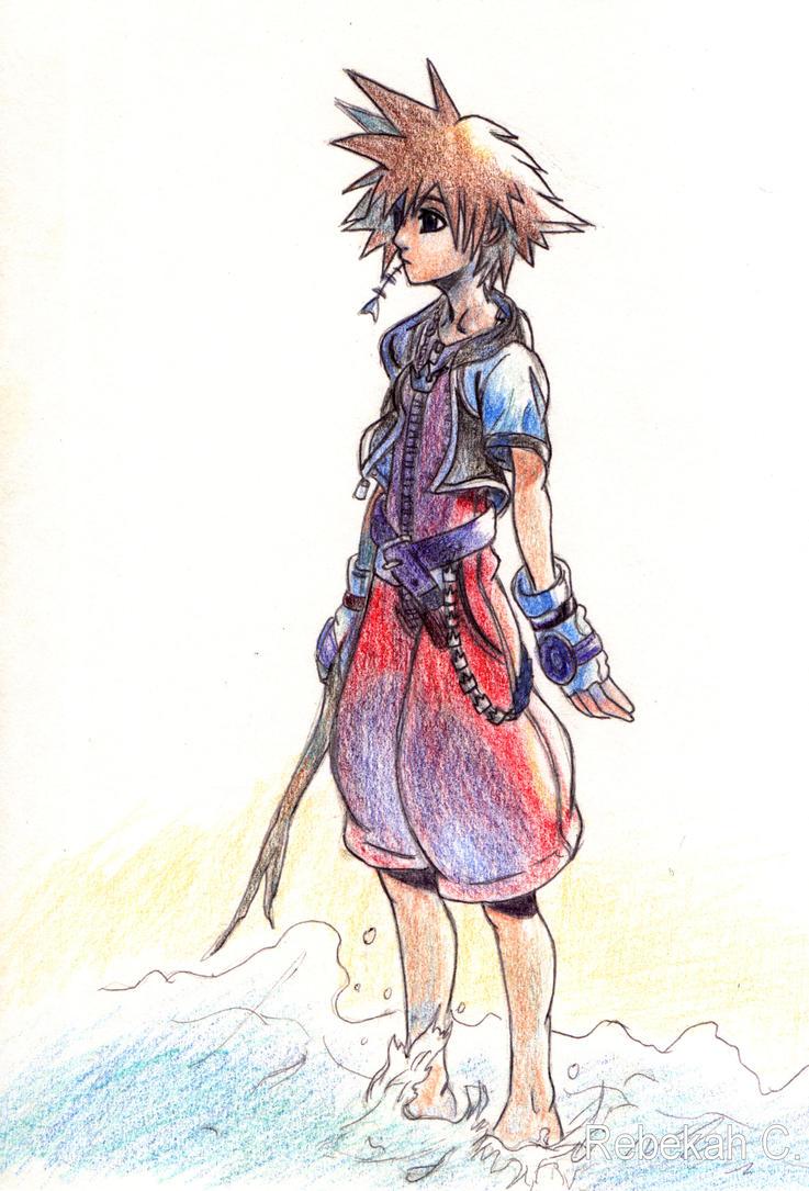 Sora by ExiledChaos