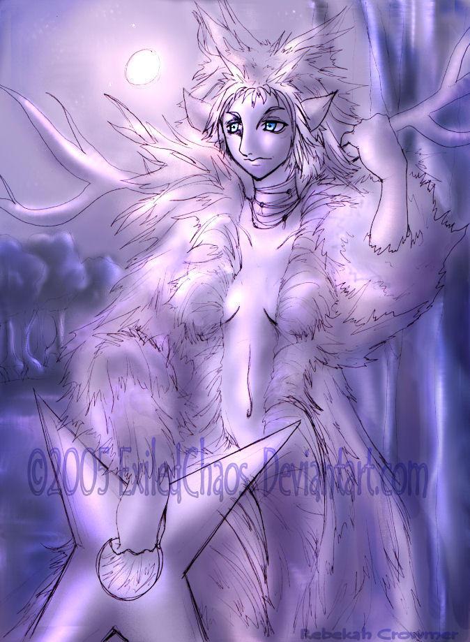 +Diatese:Goddess of the Hunt+ by ExiledChaos