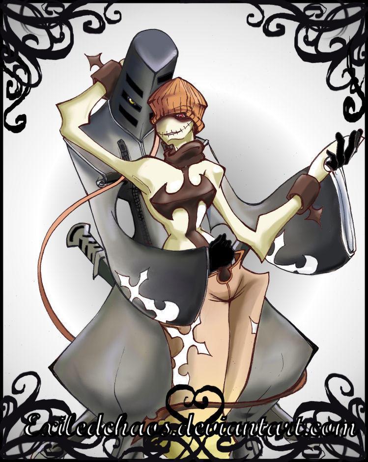+Dancer Hearts Samurai+ by ExiledChaos
